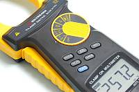 ACM-2103 Clamp Meter - control buttons
