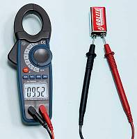 ACM-2348 Clamp Meter - DCV Measurement