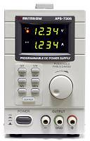 APS-7306 DC Programmable Power Supply - front view