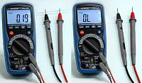 AMM-1028 Digital Multimeter - Continuity Check