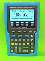 ADS-4072 Handheld Digital Oscilloscope - front view