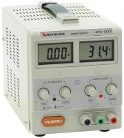 AKTAKOM ATH-1333 power supply for the use in debugging process, repair and laboratory research