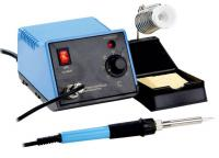 AKTAKOM ASE-1119 temperature controlled soldering station!