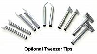 ASE-1209 Soldering Tweezers - Optional Tweezer Tips